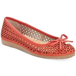 Gianni Bernini Shoes 81/2 Odeysa Ballet